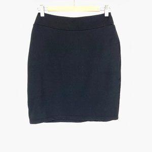Susana Monaco Black Pencil Skirt Nylon Blend M